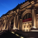 the Metropolitan museum of art building