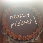Phinally phinished